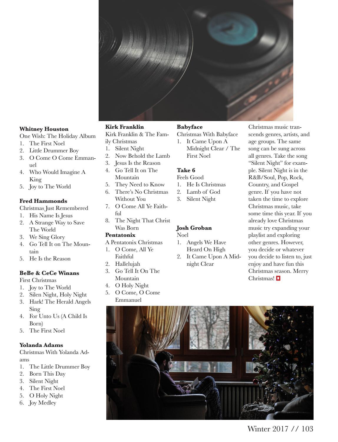 Winter 2017 by Deliberate Magazine - issuu