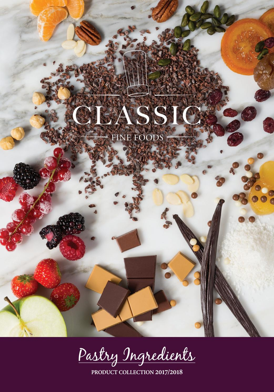 Classic Fine Foods Pastry Collection 2017 2018 By Aaist Whole Hazelnut Milk Chocolate 100 Gram Issuu