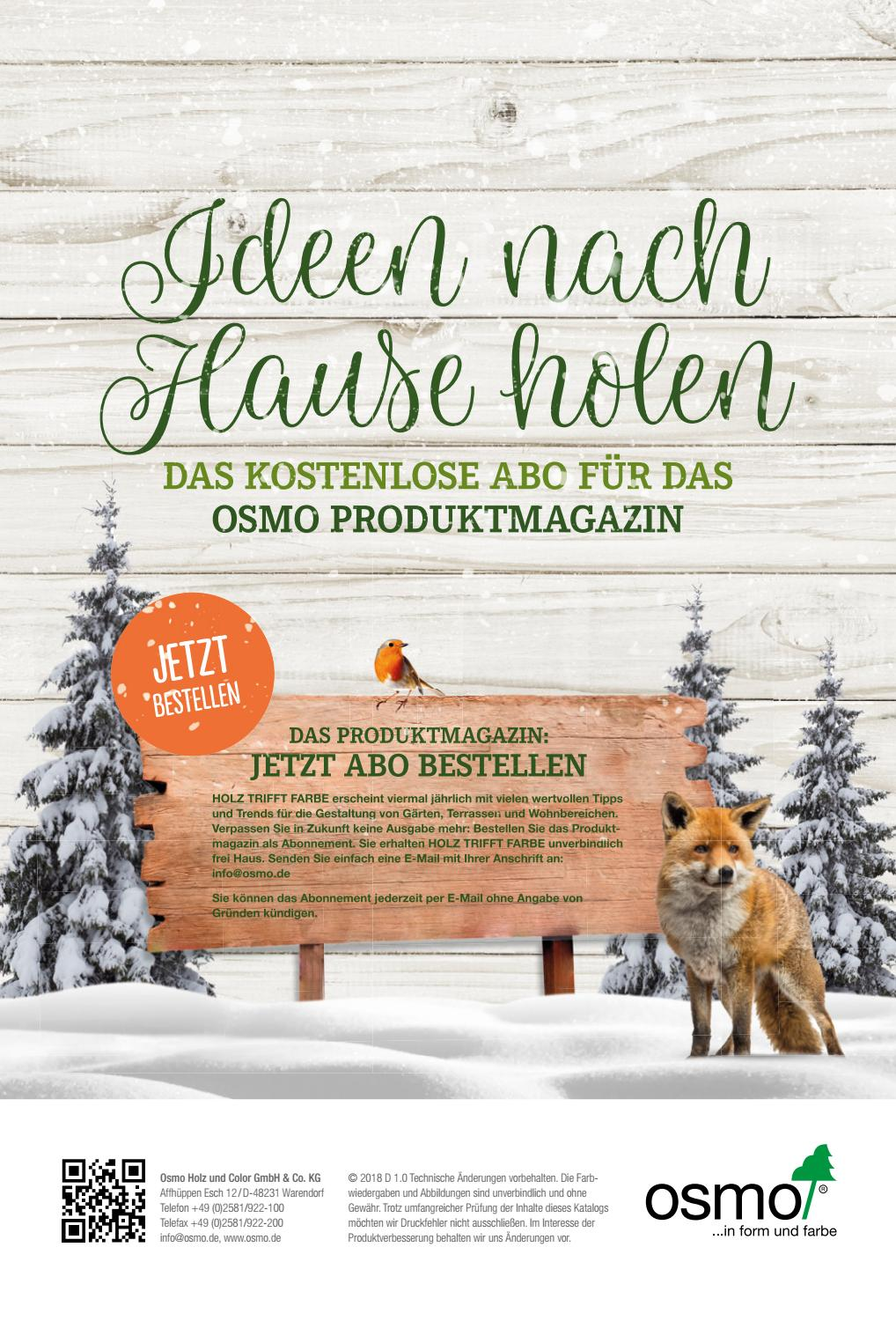 Osmo color by Kaiser Design - issuu