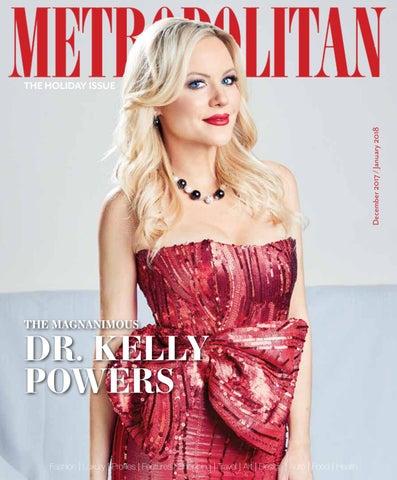 414bc0a1417 Metropolitan Magazine December 2017 by Metropolitan Magazine - issuu