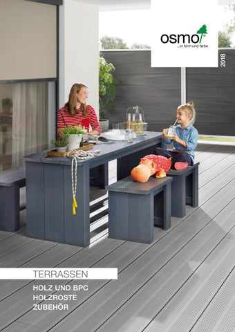 osmo terrassen by kaiser design issuu. Black Bedroom Furniture Sets. Home Design Ideas