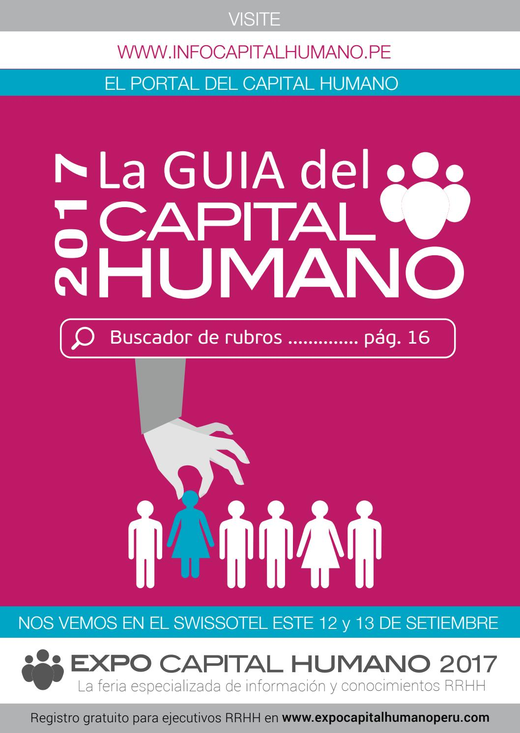 Guia del Capital Humano 2017 by MD Group - issuu