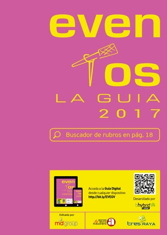 Guia Eventos 2017 by MD Group - issuu