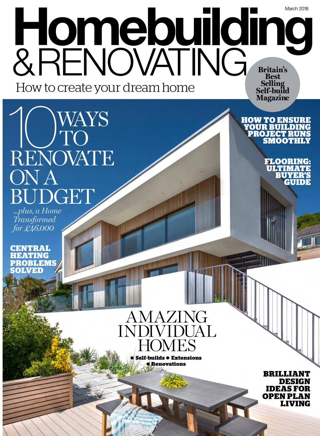 Homebuilding & Renovating 135 (Sampler) by Future PLC - issuu