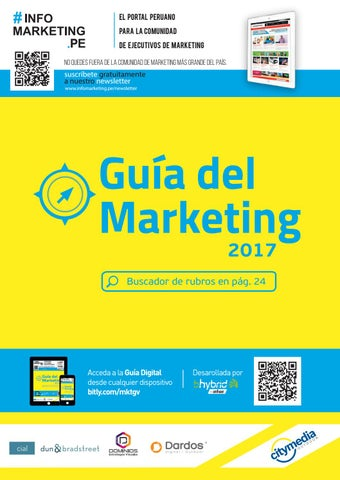 Guía del Marketing 2017 by MD Group - issuu 6079080d0c6