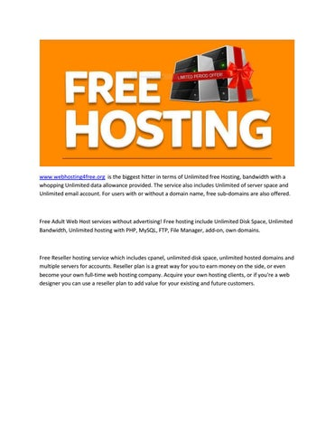 бесплатного хостинга joomla