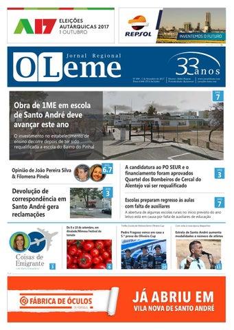 O Leme 699 by O Leme - issuu 0152ae8f1a2ab