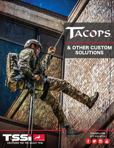 TACOPS® & Other Custom Solutions by TSSi - issuu