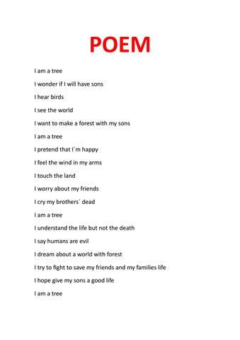 Poem By Claudiavalgu03 Issuu