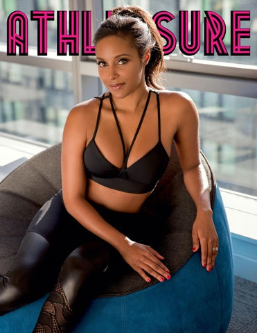 Page 1 of ATHLEISURE MAG JAN 2018 | The Knockout with Brandi Rhodes