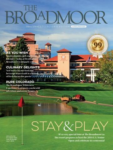Broadmoor Magazine 2017 2018 By Hungry Eye Media Issuu