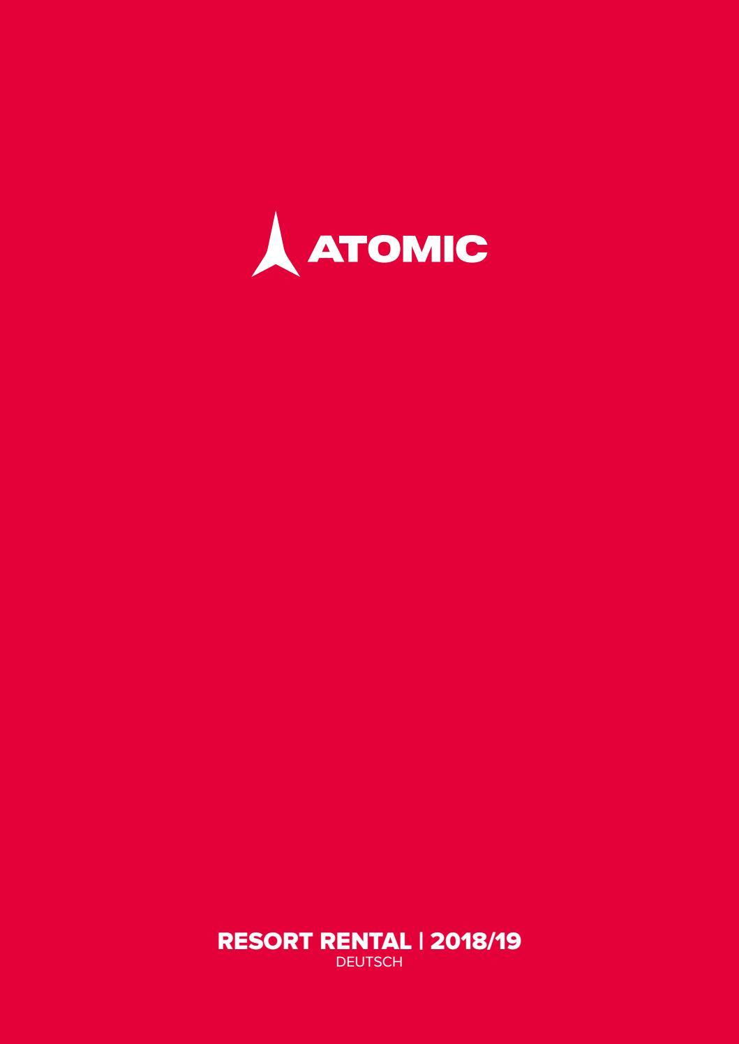 Atomic Resort Rental 201819 by Salomon issuu