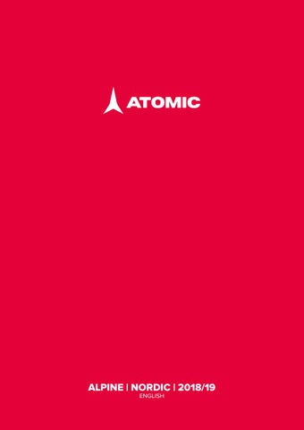 8c0182737 Atomic Alpine Nordic 2018/19 by Salomon - issuu