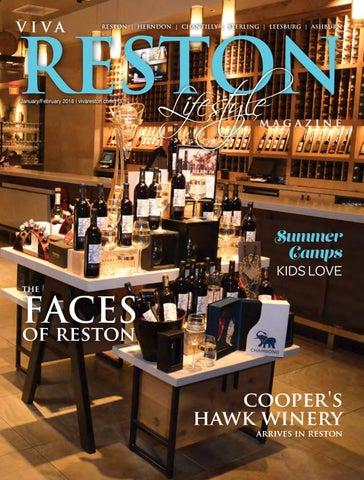 VivaReston Lifestyle Magazine | January-February 2018 by