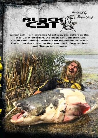 Black Cat Vibro Unterwasserpose Pose Waller Wels U-Pose