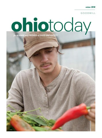 e0eca0e6d49c Ohio Today Winter 2018 by ohiotoday - issuu