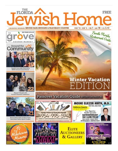 6468c9ac88f The Florida Jewish Home 1-17-18 Winter Vacation Edition by Florida ...