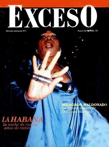 Enero Exceso Revista Nº 1988 Edicion 1989 By A 1 u1lcKT3FJ