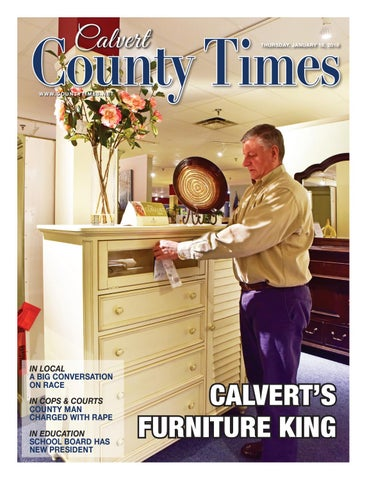 2018 01 18 Calvert County Times By Southern Maryland Online Issuu