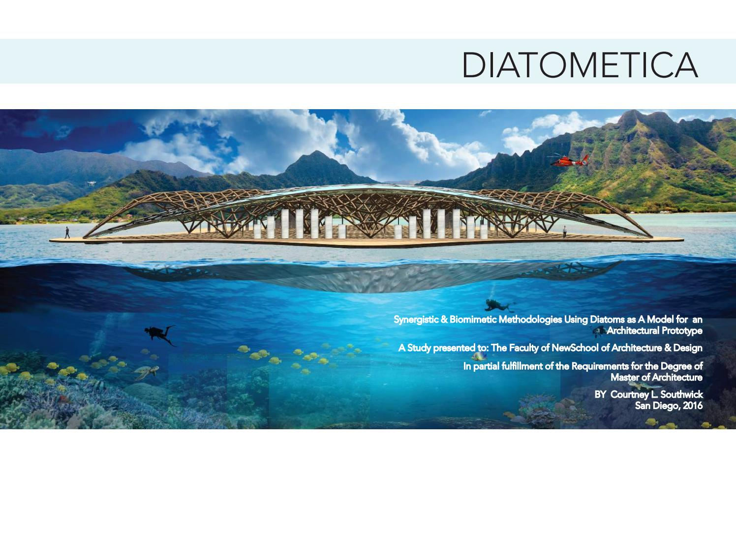 Diatometica A Floating Marine Biology Lab With The Dual Function How To Replace Bathtub Faucet 63jpg Apps Directories Of Disaster Response Center By Courtney Fromberg Issuu