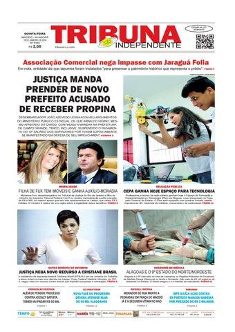 4878c47018f5a Edição número 3065 - 18 de janeiro de 2018 by Tribuna Hoje - issuu