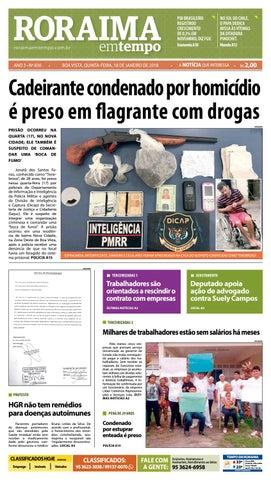 92ab9701e8260 Jornal roraima em tempo – edição 836 by RoraimaEmTempo - issuu