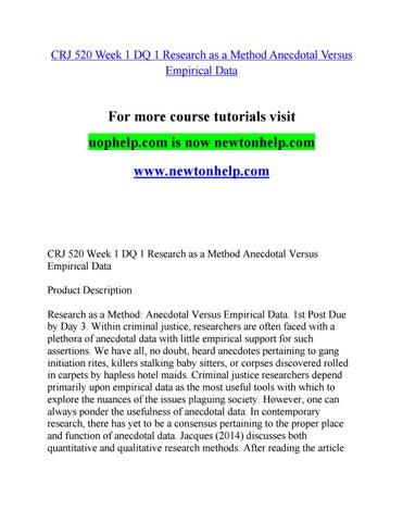analysis research paper kentucky