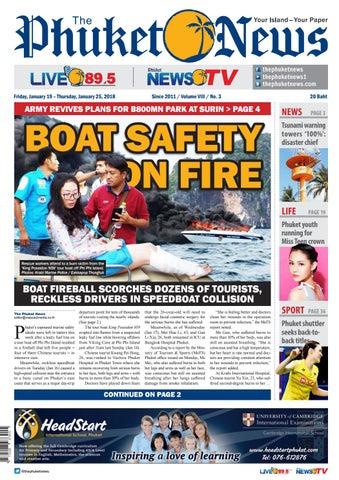 The Phuket News 19 Jan 2018 By The Phuket News Issuu