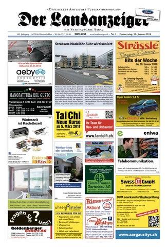 6b20dd4ad5692 Der Landanzeiger 03 18 by ZT Medien AG - issuu