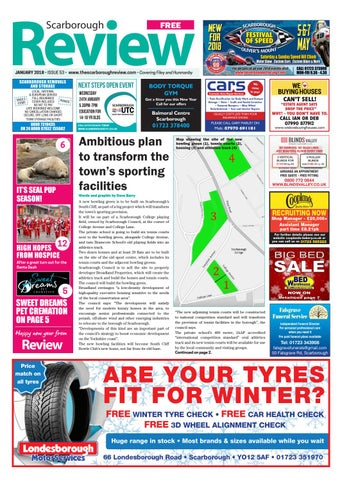 Scarborough Review by Your Local Link Ltd - issuu 8ed5d1891