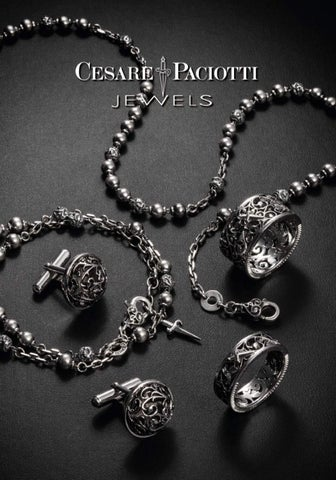 CESARE PACIOTTI JEWELS by B&P Distribuzione - issuu