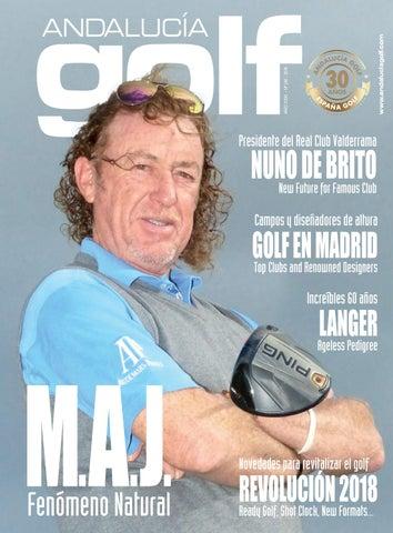24d4ec478 Andalucía Golf   España Golf nº 243 by andalucia golf - issuu