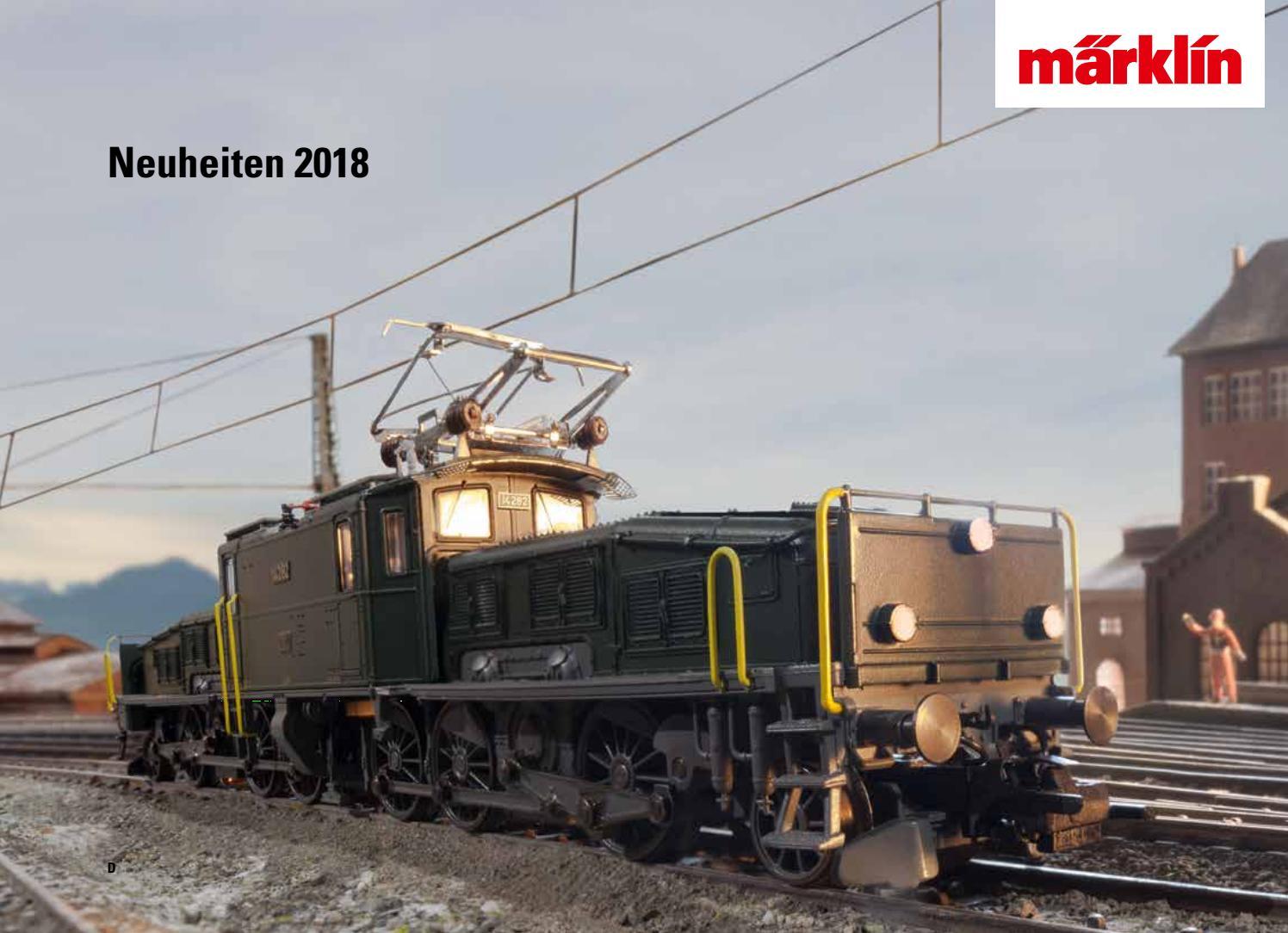 Teleskophaubenwagen Shimms Märklin H0 aus 46871 neu FS