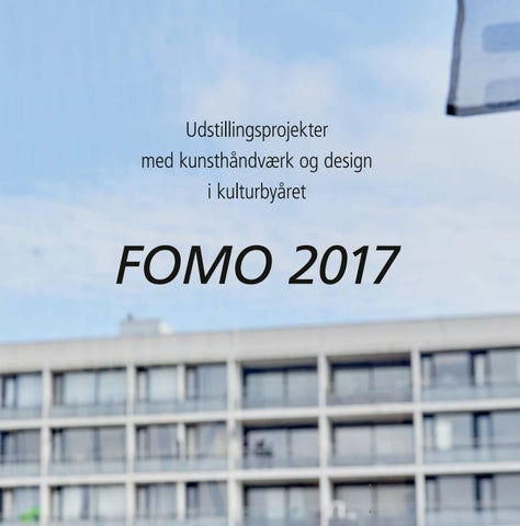 FOMO 2017 by textilgrafik - issuu