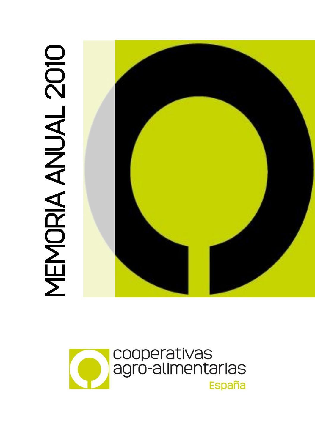 03277 By Cooperativas Agro Alimentarias De España Issuu
