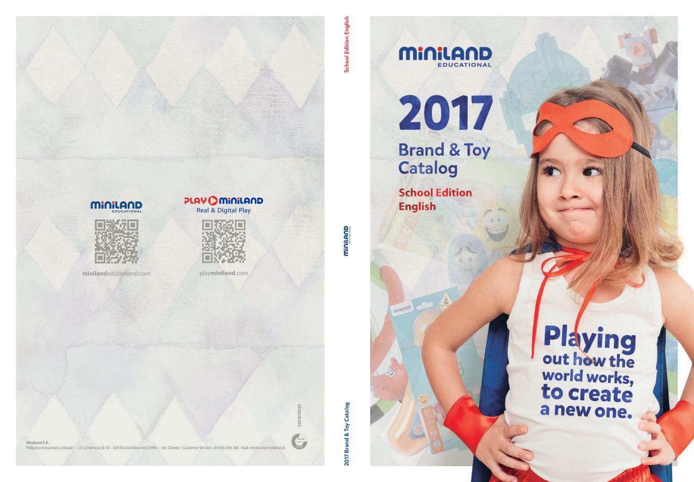 Miniland Diversity Hotel Building Kit
