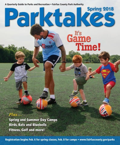 ece0f091537d6 Spring Parktakes 2018 by Fairfax County Park Authority - issuu
