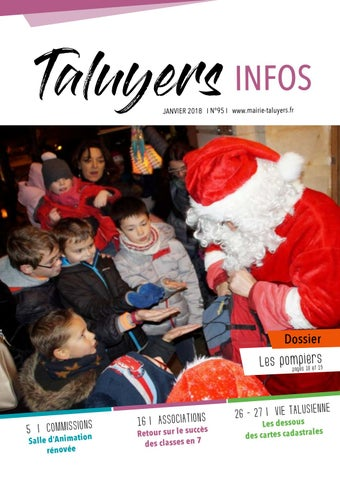 ed7949ce18201 New taluyers infos janvier 2018 web by Mairie de Taluyers - issuu