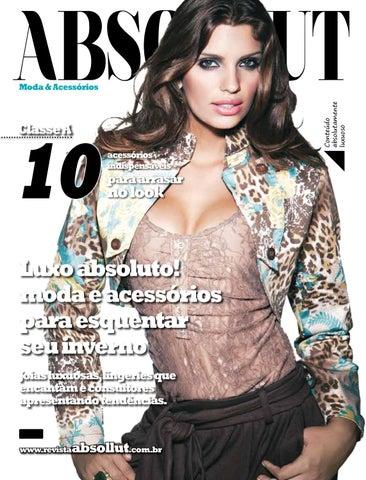 Revista absollut Moda   Acessórios Ed nº 3 by Revista Absollut - issuu f83fc2a6ac