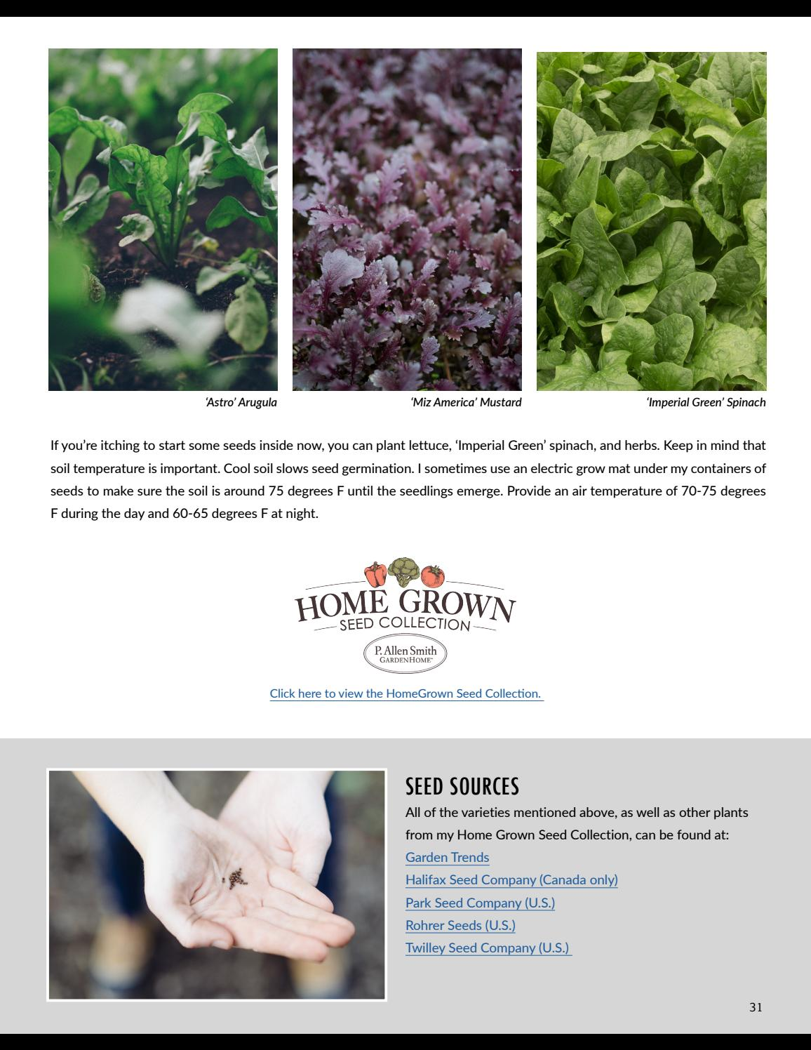 Naturally Jan/Feb 2018 by P  Allen Smith's Naturally - issuu