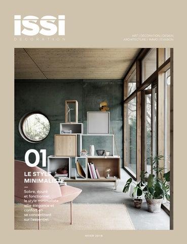 Issi magazine decoration numéro 1