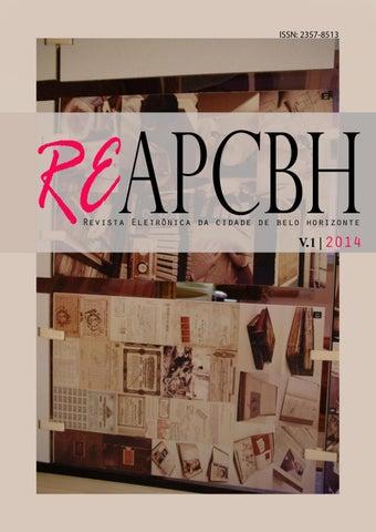 b16767f757676 Ficha Catalográfica REAPCBH  recurso eletrônico   Arquivo Público da Cidade  de Belo Horizonte