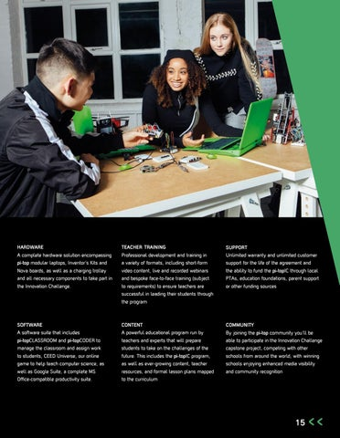 Page 17 of pi-top Innovation Challenge
