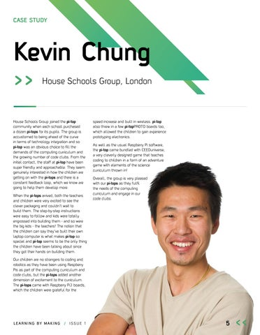 Page 7 of UK Teacher Case Study - House Schools Group