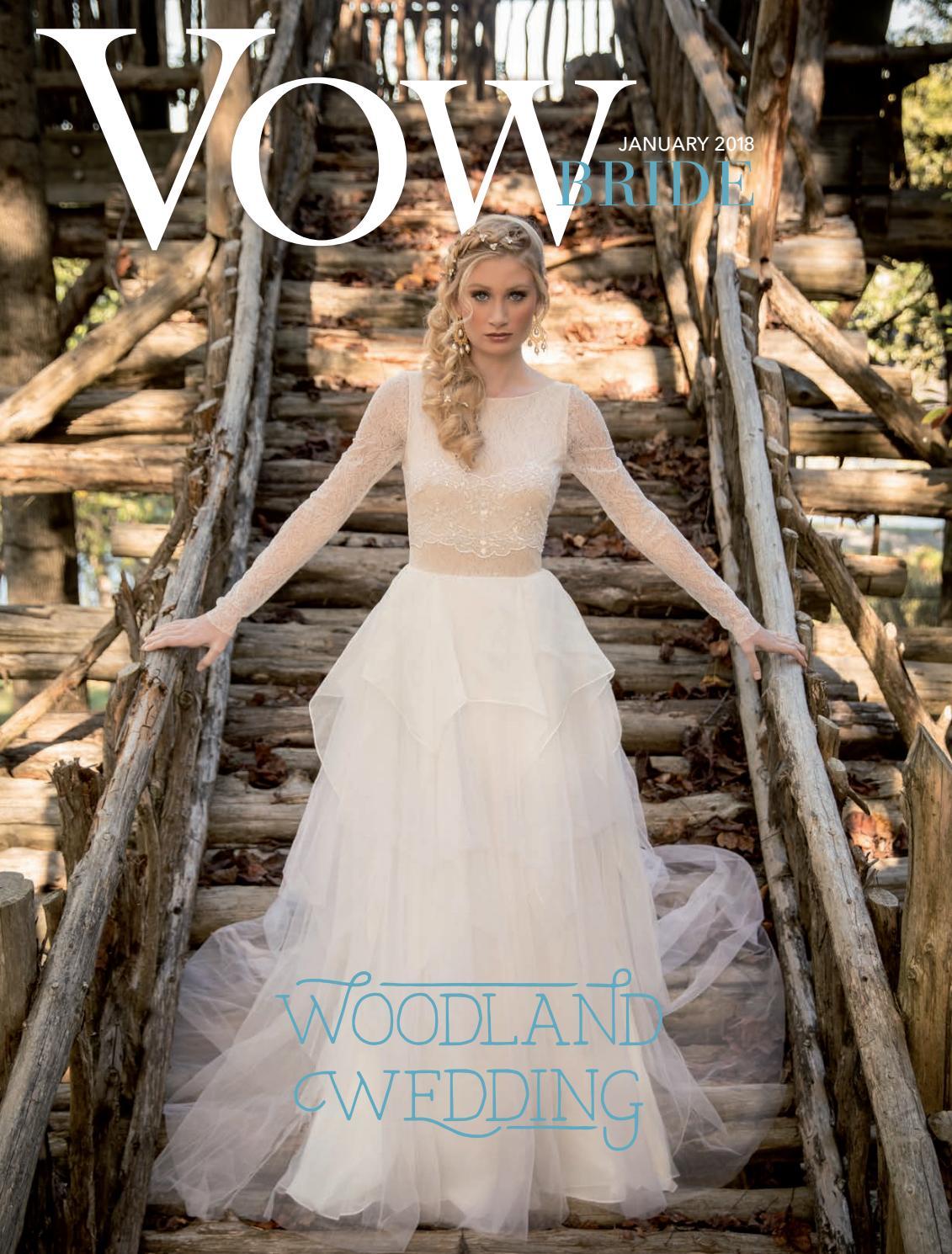 VOW Bride Spring/Summer 2018 by Vow Bride - issuu