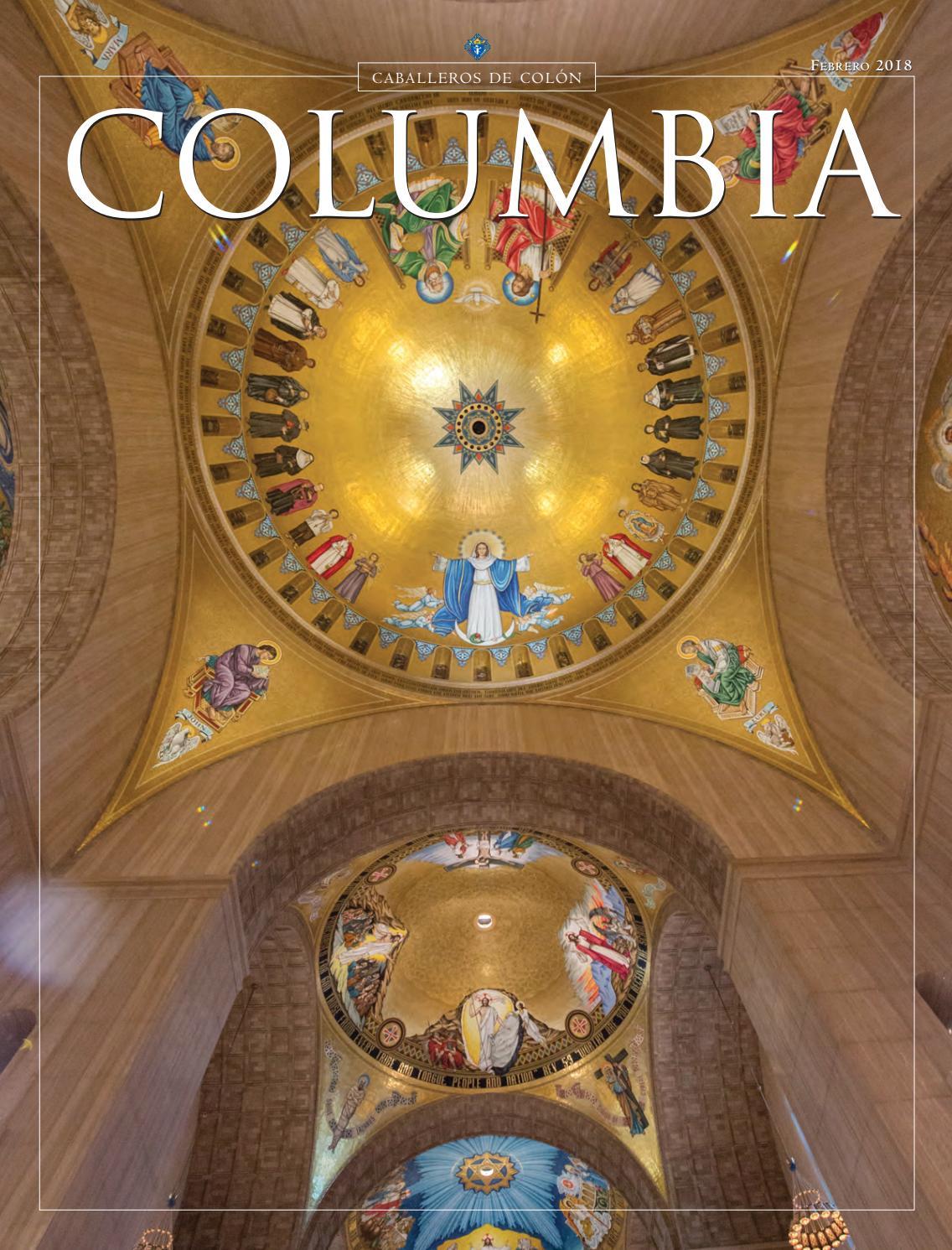 Columbia Febrero 2018 by Columbia Magazine - issuu