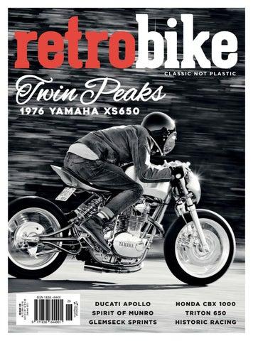 Avon Tyres Vintage Bike Poster British Motorcycles retro design Natural T-shirt