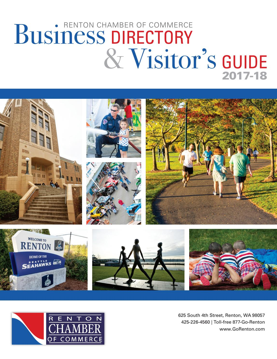 renton wa community guide 2018 by town square publications llc issuu renton wa community guide 2018 by town