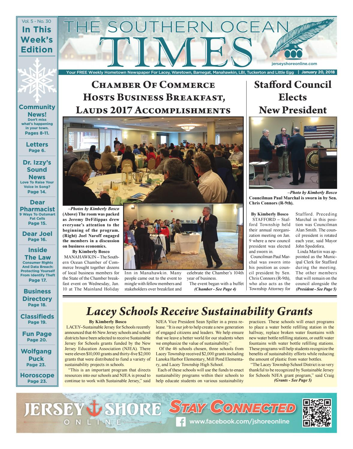 2018 01 20 the southern ocean times by micromedia publications issuu fandeluxe Image collections
