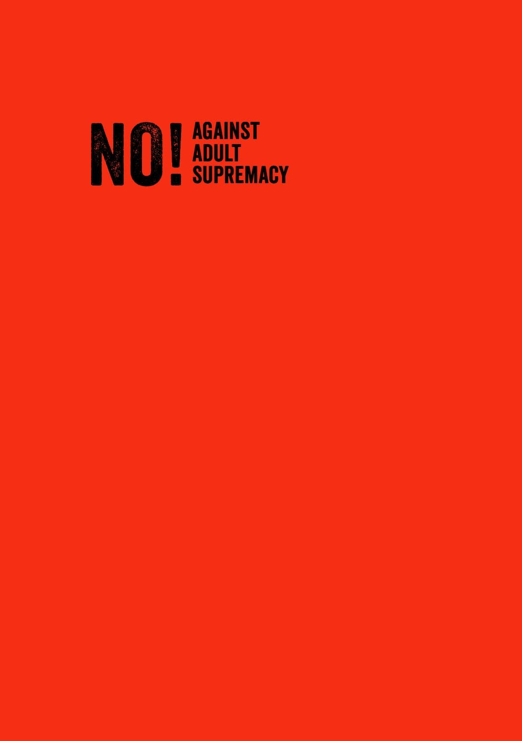 NO! by Dog Section Press - issuu